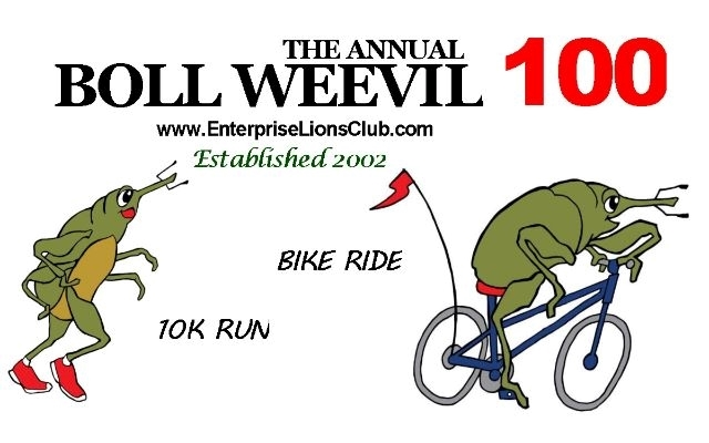 The Annual Boll Weevil Logo 4 Not dated