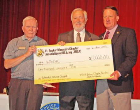 AUSA Check Presentation June 2019